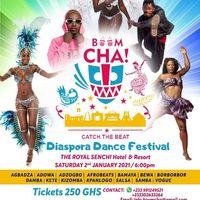 Boom-Cha Diaspora Dance Festival