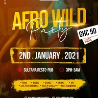 Afro Wild Party