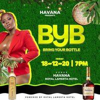 BYB - Bring Your Bottle