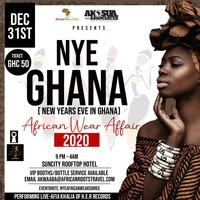 NYE Africanwear Affair