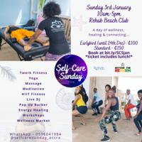 Self-Care Sunday Accra