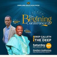 THE BEGINNING CONFERENCE21