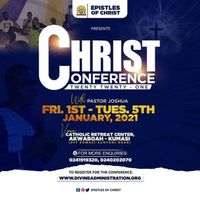 CHRIST CONFERENCE 2021