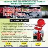 INDUSTRIAL RISK ASSESSMENT AND HAZARD MITIGATION