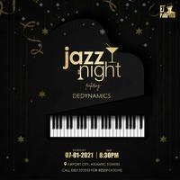 Jazz Night Featuring Dedynamics