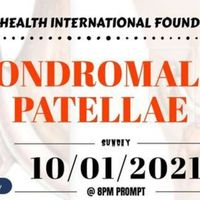 DISCUSSION ON THE TOPIC: CHONDROMALACIA PATELLAE