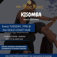 Kisomba Dance Sesson