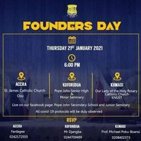 Founders Day - Accra Chapter