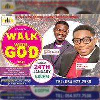 WALK with GOD - 2021