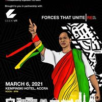 TEDxAccra Presents: FORCES THAT UNITE