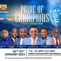 Pride of Champions