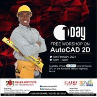 AutoCad 2D Workshop