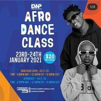 Afro Dance Class