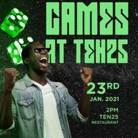 Games At Ten25