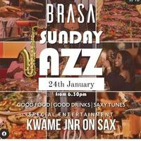 Brasa Sundays On Jazz
