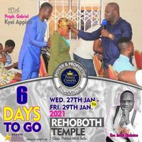 POWER AND PROPHETIC ENCOUNTER (JANUARY 2021 EDITION)