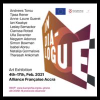 In Dialogue art exhibition