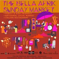 SUNDAY MARKET // BELLA AFRIK