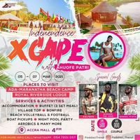 Independence XCAPE with AHUOFE PATRI