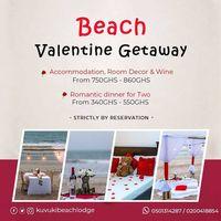Beach Valentine Getaway
