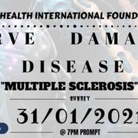 DISCUSSION ON THE TOPIC: NERVE DAMAGE DISEASE; MULTIPLE SCLEROSIS