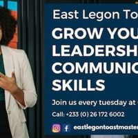 East Legon Toastmasters Club Meeting