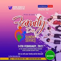 FAMILY DAY ON 14TH FEBRUARY