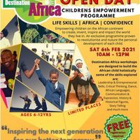Destination Africa OPEN DAY @ LOATAD, Accra