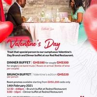 Valentines Day @ Marriott Hotel