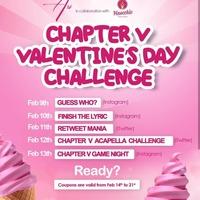 Chapter V Valentine's Day Challenge