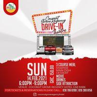 Coconut Grove Regency DRIVE-IN Theatre