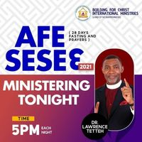 AFE SESEE ( A YEAR BY NOW)