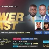 POWER FEAST REVIVAL