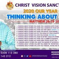 FRIDAY PROPHETIC PRAYER SERVICE