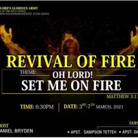 Revival of Fire!