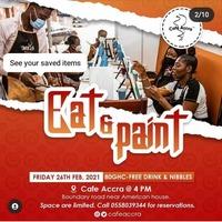 Eat & Paint