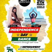 INDEPENDENCE DAY DANCE