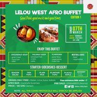 Lelou West Afro Buffet