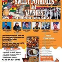 SWEET POTATOES AND YAMS FESTIVAL, ACCRA GHANA 2021