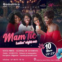 Mamtic 3eme édition - Soirée pour les femmes