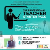 The Professional Teacher Starter Pack
