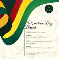 Independence Day Brunch ( Concrete Jungle Accra)