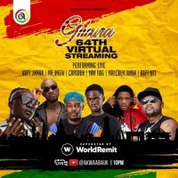 Ghana 64th Virtual Streaming