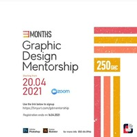 Graphic Design Mentorship