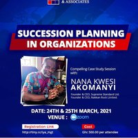 Succession Planning In Organizations