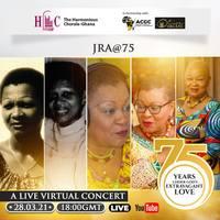 JRA @ 75 - A Live Virtual Concert