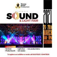 SOUND AND LIGHT FAIR