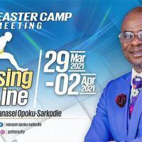 Crossing The Line 2021 with Prophet Nanasei Opoku-Sarkodie