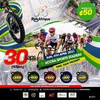 RideAfrique Criterium 30 Laps