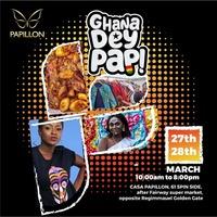 Ghana Dey Pap